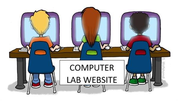 Computer Lab Website
