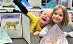 Summit Elementary's First Grade Animal Fair provides fun opportunity to showcase learning